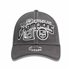Los Angeles LA Kings 2012 Stanley Cup Champions Locker Room New Era 39THIRTY Hat