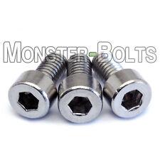 IBANEZ Locking Nut / String Clamp Screws (3) - STAINLESS STEEL - ACID RESISTANT