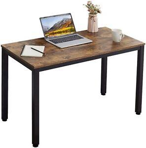 "Desk Computer Desk Table 39""/47""/55"" Home Office Desk Writing Desk Study Desk"