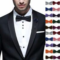 Classic Fashion Novelty Mens Adjustable Tuxedo Bowtie Wedding Bow Tie Necktie #9