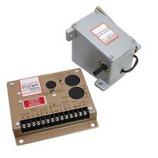 Esd5500e Adc120 12v Generator Governor Actuator Speed Control Unit