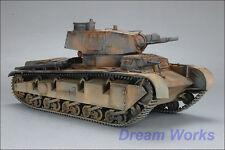 Award Winner Built Dragon 1:35 German Neubau-Fahrzeug Multi Turret Heavy Tank