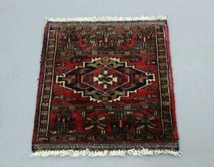 Wool rug Vintage rug Living room rug Small kitchen decor rug Doormat Handmade rug Carpet 4.8x4 ft Kilim Home decor Turkish rug