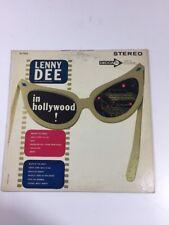 Lenny Dee In Hollywood Organ Solos Decca Stereo (Vinyl Record, LP, 33, DL 74315)