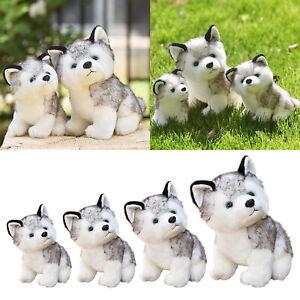 Plush Stuffed Animal Dog Husky Toy Soft Stuffed Toy for Kids Toddler Girls
