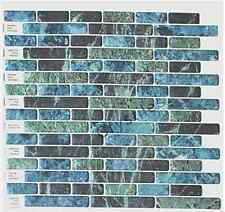 "Crystiles Peel and Stick Self-Adhesive Vinyl Wall Tiles Item# 91010845 10"" X ..."