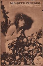 1920 Cover of Miss Kathlene Martyn - The Harvest Maid