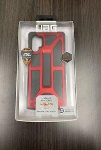 UAG Monarch Galaxy Note 10 Plus Crimson