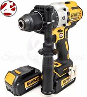 DeWALT DCD996 20V MAX Li-Ion Brushless 3-Speed 1/2 Hammer Drill DCB200 Batteries