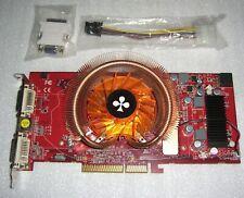 Club 3d ATI hd3850 512mb AGP tarjeta gráfica AMD Radeon HD 3850 agp8x DVI VGA HDTV