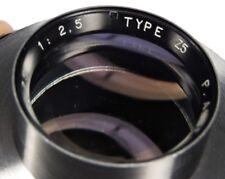 Angenieux 75mm f2.5 Nikon SLR mount