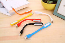 Flexible USB LED Light Lamp for Laptop PC Powerbank Reading Notebook