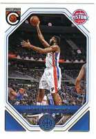 2016-17 Panini Complete Complete Players Insert #12 Andre Drummond Pistons