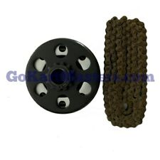 Go Kart/Mini Bike Clutch #35 12 Tooth & 4' #35 Chain