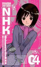 Welcome to the NHK Manga Volume 4