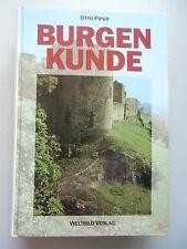 Burgenkunde 1993 Bauwesen Geschichte der Burgen