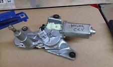 Honda crv rear hatch wiper motor unit  02/07