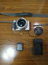Panasonic LUMIX DMC-FZ5 5.0MP Digital Camera Grey, Strap,  Battery, & Charger