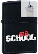 Zippo 9231 old school movie Lighter & Z-PLUS INSERT BUNDLE