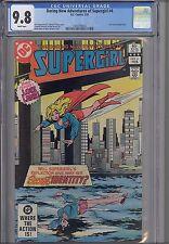 Supergirl, Daring adventures of  #4 CGC 9.8 1983 DC  Comic: NEW Frame