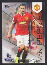 Topps Premier Gold 2014 - Base # 87 Robin Van Persie - Manchester United
