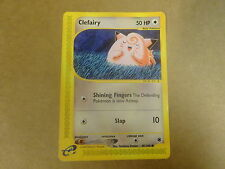 POKEMON CARD / E EXPEDITION 2002. CLEFAIRY N° 101/165
