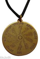 Universale Pentacolo Ebraico - Amuleto Talismano  - Salute e contro le malattie