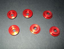 6X DUCATI CLUTCH SPRING PRESURE COLLARS 916 996 749 999 ST4 ST3 M1000 MONSTER