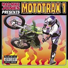 Mad Mike Jones Presents: Mototrax 1; 2001 CD, ADVANCE, Disturbed, Static-X, PROM