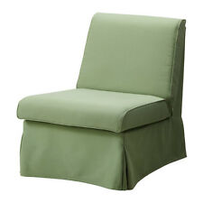 Ikea SANDBY Armchair & footstool cover, Blekinge Green 901.906.99