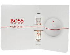 Hugo Boss White Edition Edt 2ml Mini Men Perfume Miniature Vial Eau de Toilette