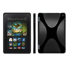 Tough Shockproof  Tablet Case Gel Cover Skin For Amazon Kindle Fire HD 6 / 7