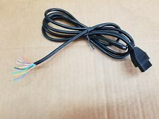 NEW 6FT Replacement 15 pin cable repair the NEO GEO AES Joystick controller E23