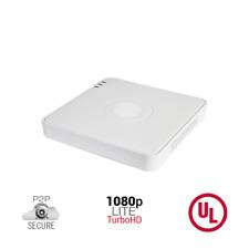 TurboHD TVI DVR/NVR 16CH 1080P Lite + 2 Channel IP 1080P H.264+ Hik-Connect P2P