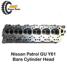 Nissan Patrol GU Y61 TB45 New Bare Cylinder Head