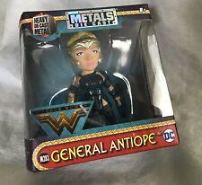 Dc Wonder Woman M283 Metals Die Cast General Antiope New In Box