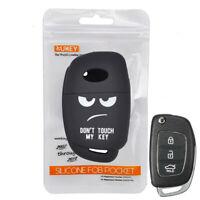 Remote Silicone Key Cover Case For Hyundai Creta I10 I20 Tucson Elantra Santa fe