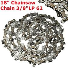 "18"" Chainsaw Saw Mill Chain Blade Sears/Craftsman 3/8"" LP .050 Gauge Poulan 62DL"