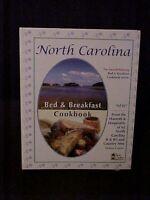 North Carolina Bed & Breakfast Cookbook, First Edition