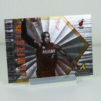 LeBron James Panini Pinnacle Jamfest 2013-2014 #9 Miami Heat NBA Basketball Card