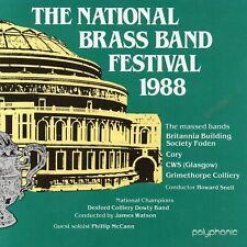 Brass Band - National Championship 1988 - Desford / Massed Bands
