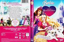 *o- DVD - BARBIE und das DIAMANTENSCHLOSS (2009)