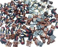 LEGO PIRATES OF THE CARIBBEAN MINIFIGURES JACK SPARROW WILL TURNER ECT YOU PICK!