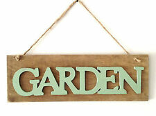 Garden Decorative Indoor Signs/Plaques