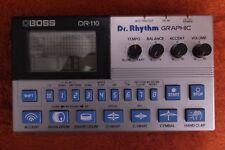 USED BOSS DR-110 Dr.Rhythm DR 110 Drum Machine Sequencer 355100 180423
