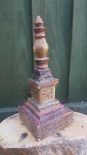 Vintage Miniature Tibetan Stupa