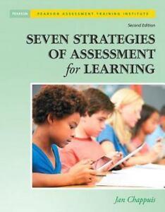 Assessment Training Institute, Inc: Seven Strategies of Assessment for Learning