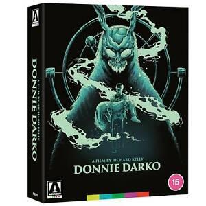 Donnie Darko  Blu ray UHD 4K Box New & sealed  Region B Arrow Video