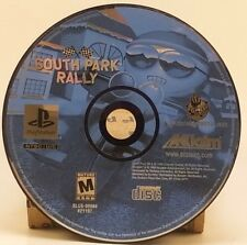 South Park Rally PlayStation 1 PS1 PSX *Disc Only* Tested