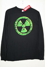 Marvel Comics The Incredible Hulk Radio Active Long SleeveT-Shirt New XL Tags
